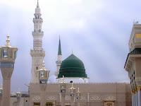 Mescidi Nebevi, Peygamber Efendimiz'in kabrinin bulunduğu yer