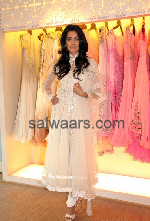 1ab20d048 White Designer Salwar Suit - Indian Dresses