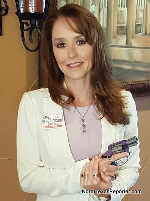Lisa Hendrickson, Denton County GOP Chair