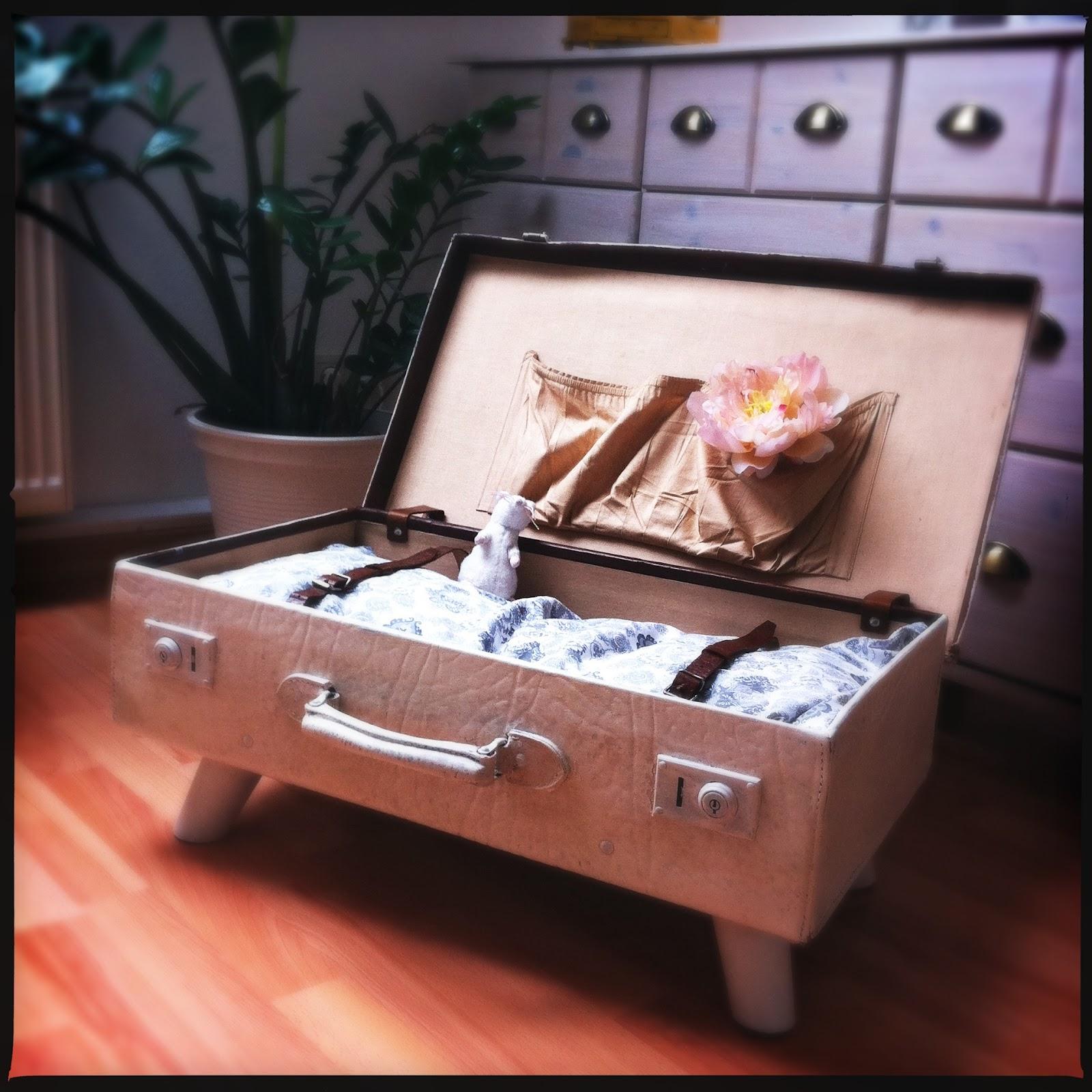serendipity is life neue alte koffer jetzt bei ebay. Black Bedroom Furniture Sets. Home Design Ideas