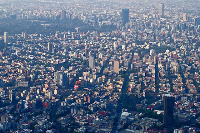 Mexico City ... Capital in multiple colors and ancient cultures