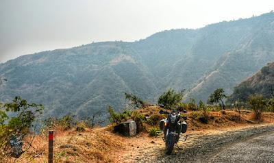 Maharashtra Ride with Benelli 600 GTS Riderboy Bharath Reddy Bengaluru