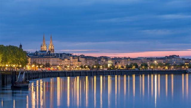 Bordeaux ; Onde estão os melhores lugares para se viver na França?