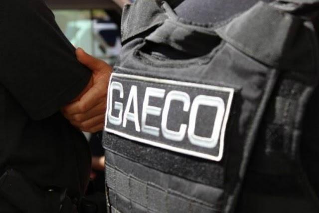 Mais um policial é preso pelo GAECO