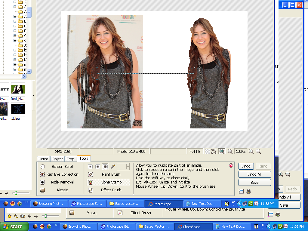 Photoscape Editor: Tutorial For Making Png