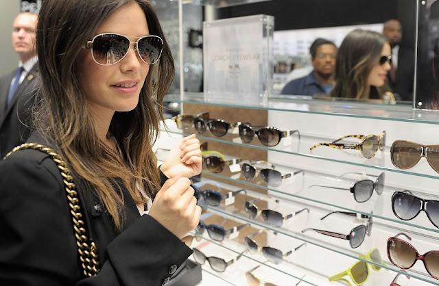 Onde comprar óculos escuros em Los Angeles