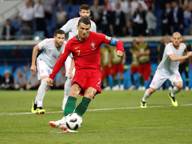 PSG Siapkan Rp 4,8 triliun untuk Gaet Cristiano Ronaldo