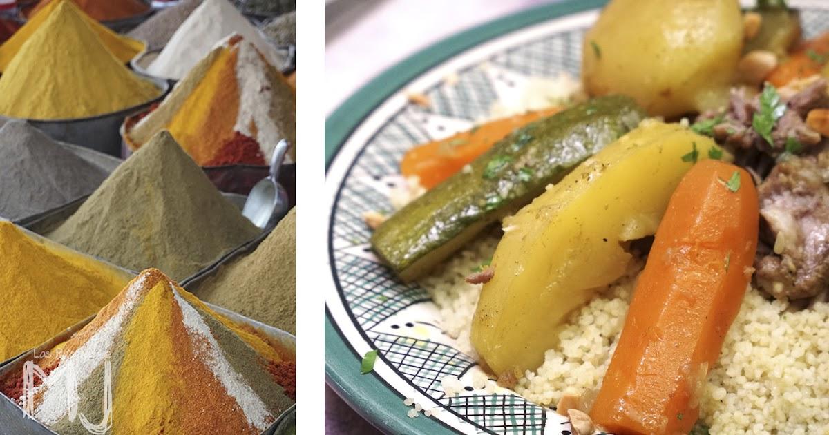 Cous cous de cordero y verduras c mo hacer tu propio ras - Cordero estilo marroqui ...