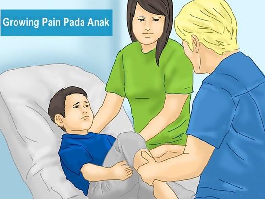 Obat Herbal Growing Pains Pada Anak Yang Aman