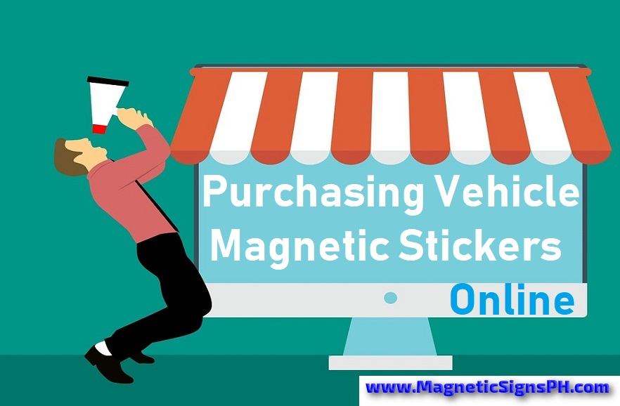Purchasing Vehicle Magnetic Stickers Online