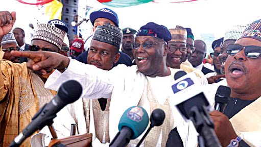 Atiku Begins Search For A Competent Vice President... plus how he defeated Wike's plot
