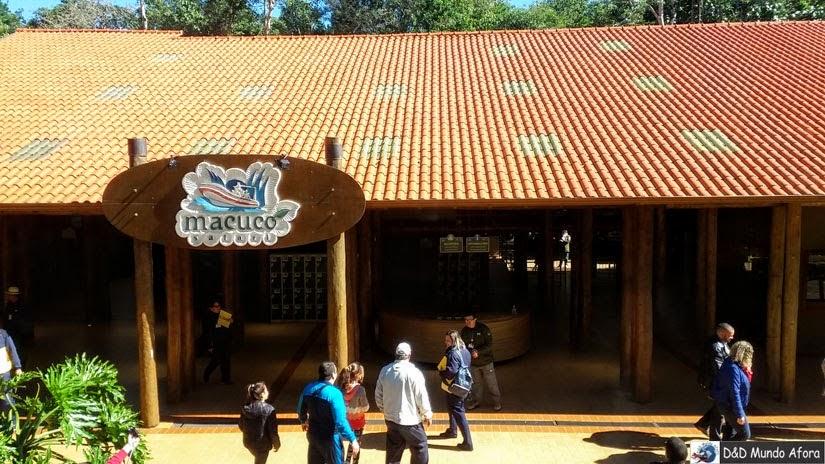 Macuco Safari - Parque Nacional do Iguaçu
