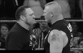 Brock Lesnar .vs. Samoa Joe Hypothetical Betting Odds Week II