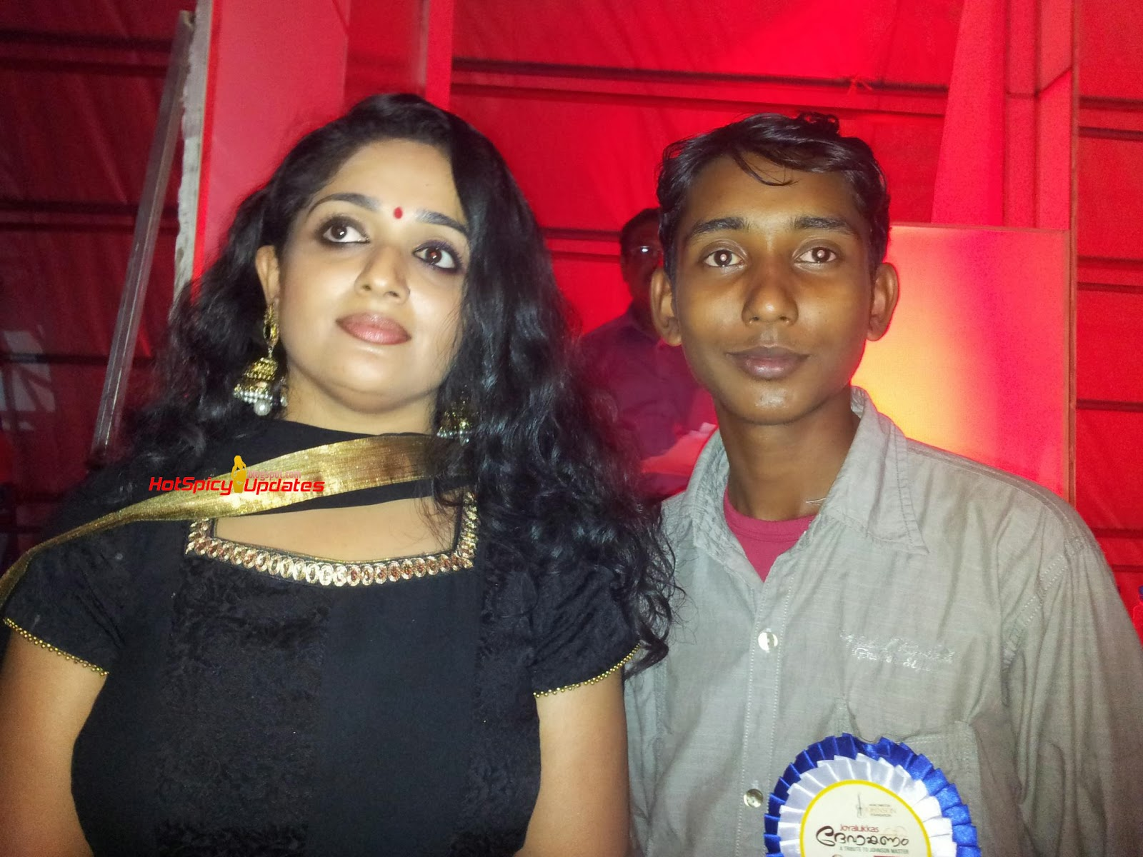 Kavya Madhavan Latest Cute Stills With Fans And At Various
