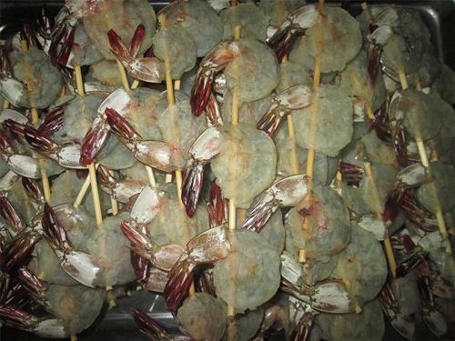 Chuyên cung cấp Cua gạch ,Cua thịt sỉ & lẻ chính gốc Cà Mau - LH : 093. 7916. 099