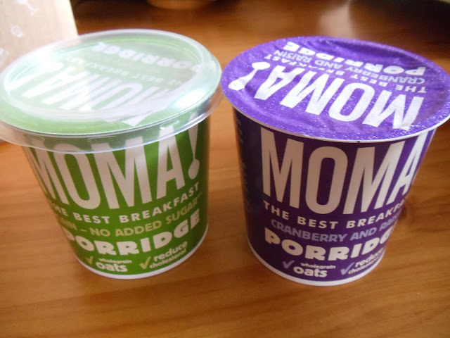 Moma Porridge tubs