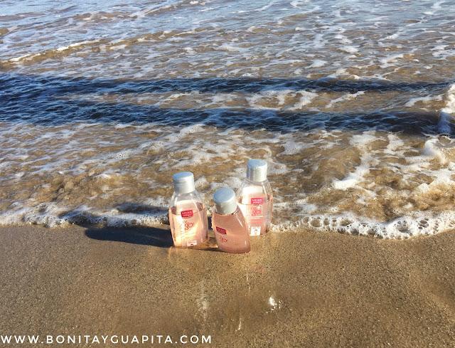 natural honey oil & go rosa mosqueta