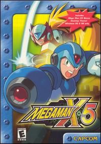 Megaman x5 PC Full Descargar 1 Link