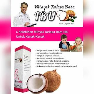 Minyak kelapa dara (MKD)