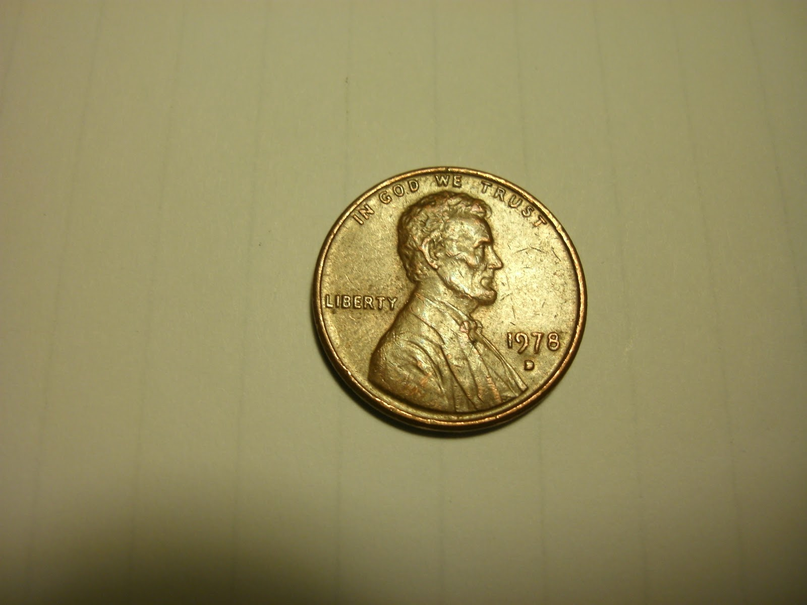 Error Coin! American 1978D Filled Mintmark | The 10,000 Roll Challenge!