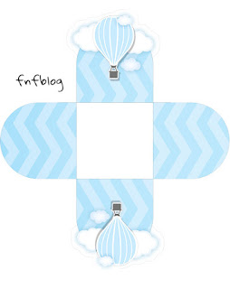 Flying in Light Blue: Free Printables Boxes.