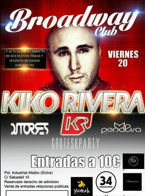 Kiko Rivera Club De Fans