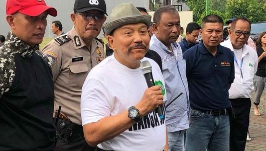 Hendropriyono Bilang Massa Prabowo Sudah 'Ompong'