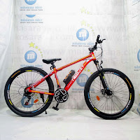 275 red triojet gallion 10 mountain bike