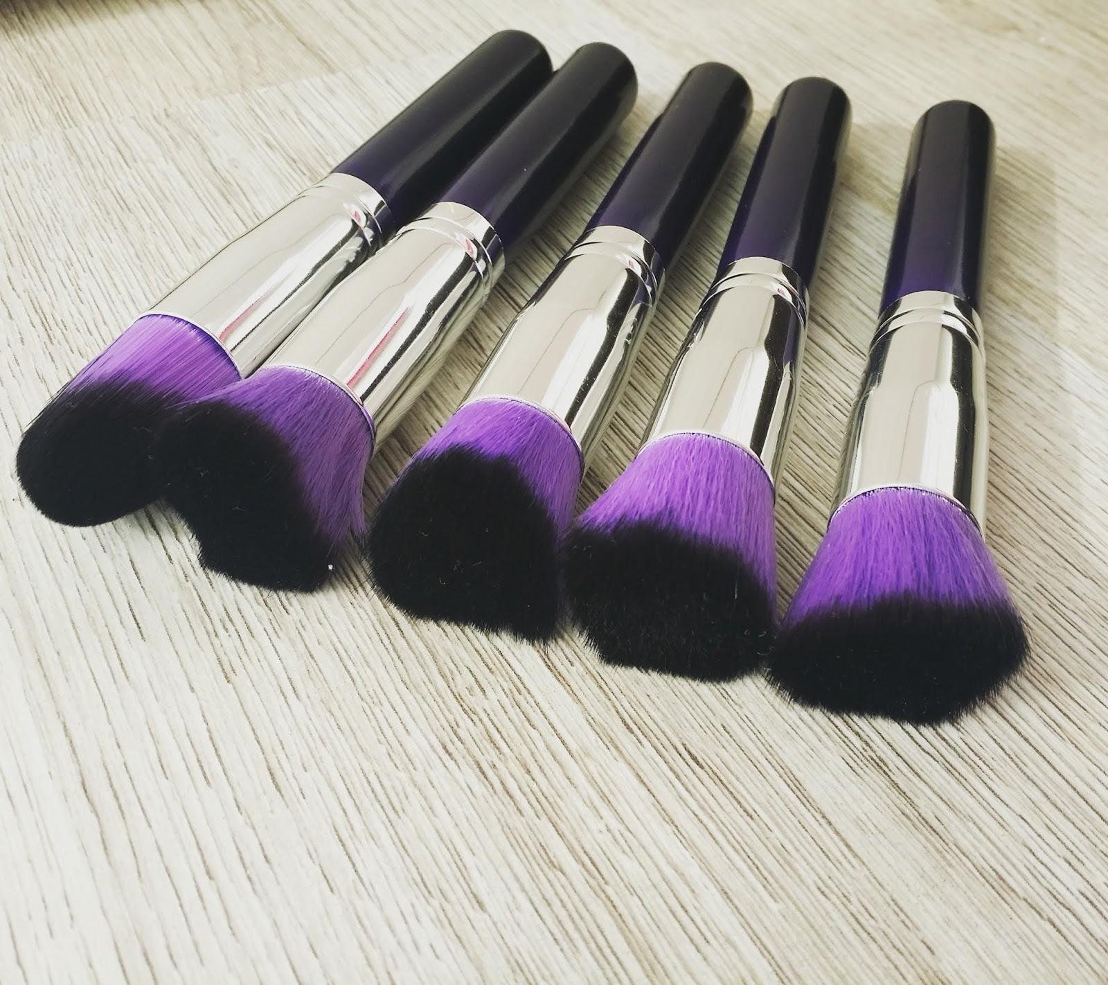 banggood-pennelli-makeup-opinione