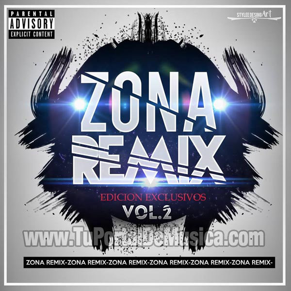 Zona Remix Volumen 2 (2016)