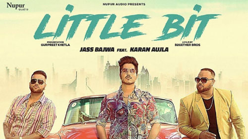 Little Bit Song Lyrics - Jass Bajwa &  Karan Aujla