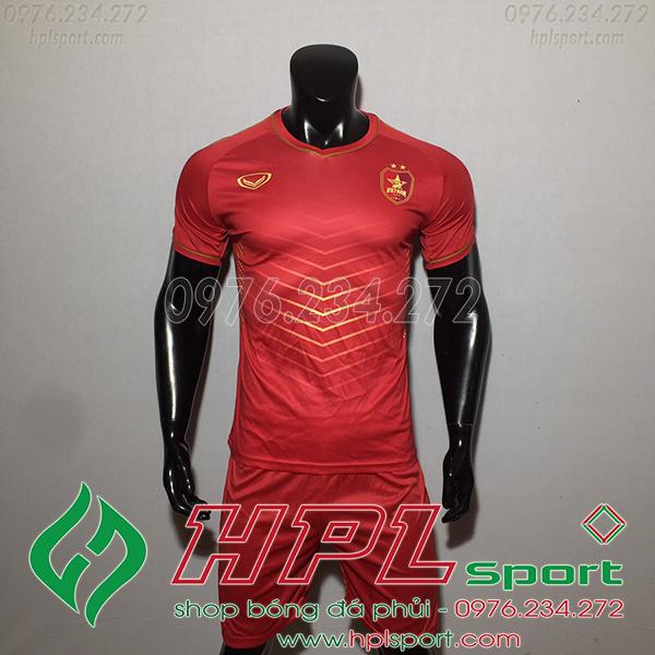 Áo bóng đá đội tuyển Việt Nam fifa đỏ 2019