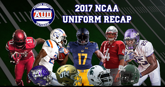 2017 uniforms college ncaa