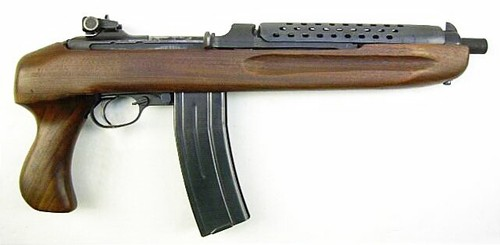 The Miller Want Iver Johnson M1 Carbine Pistol