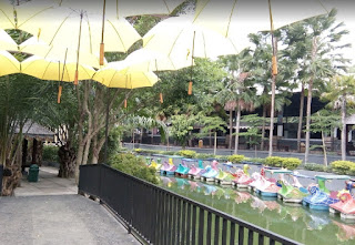 Dira Park Ambulu Jember (Water Boom)