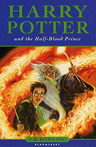 Harry Potter And The Half Blood Prince I Have An Eighteen Year Old Son Much Of His Childhood Was Enriched By Books