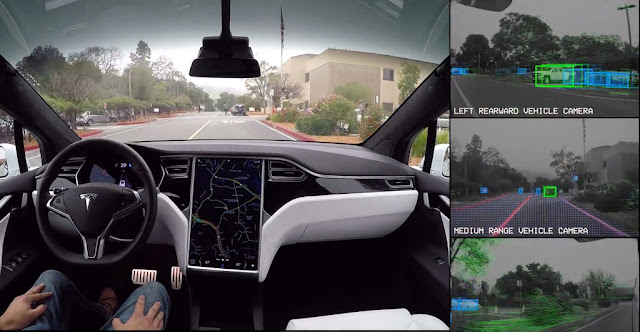 The manager of the Tesla Autopilot program goes to Intel after two years under Musk