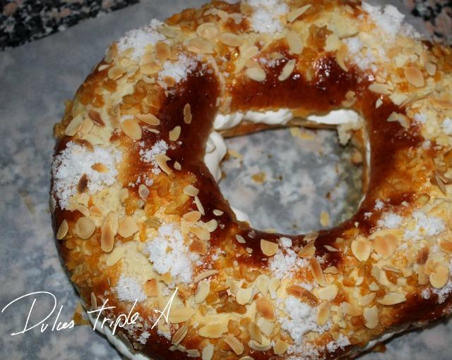 11 Recetas Navideñas del Mundo: Roscón de Reyes | http://bizcochosysancochos.blogspot.com/