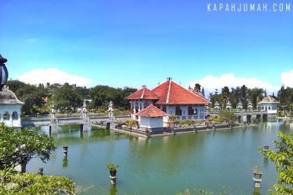 Taman Ujung atau Taman Soekasada di Karangasem
