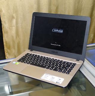 Laptop Gaming ASUS X441U Bekas Di Malang