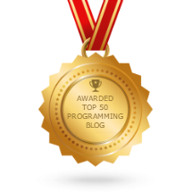 Top 50 Programming blog