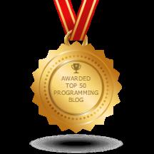 Top 50 Programming blog