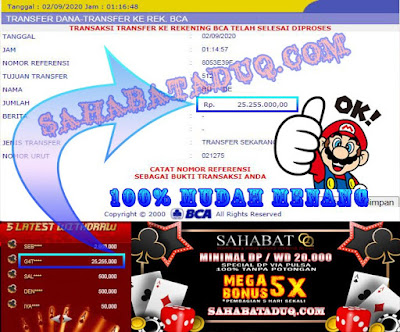 SahabatQQ: Agen DominoQQ Agen Domino99 dan Poker Online Aman dan Terpercaya