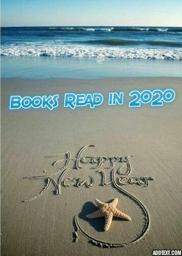 Books Read in 2020