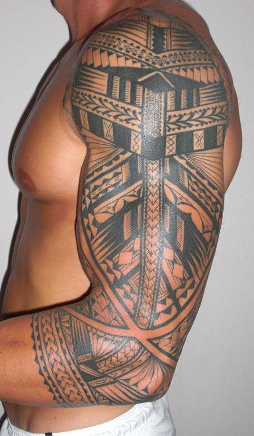 samoan tattoo 9