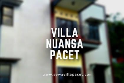 Villa Nuansa Pacet, Villa Murah 6 Kamar Di Dekat Pintu Masuk Pemandian Air Panas