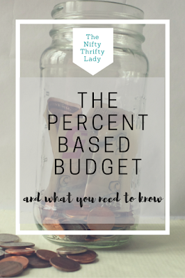 Percent Based Budgeting and what you need to know