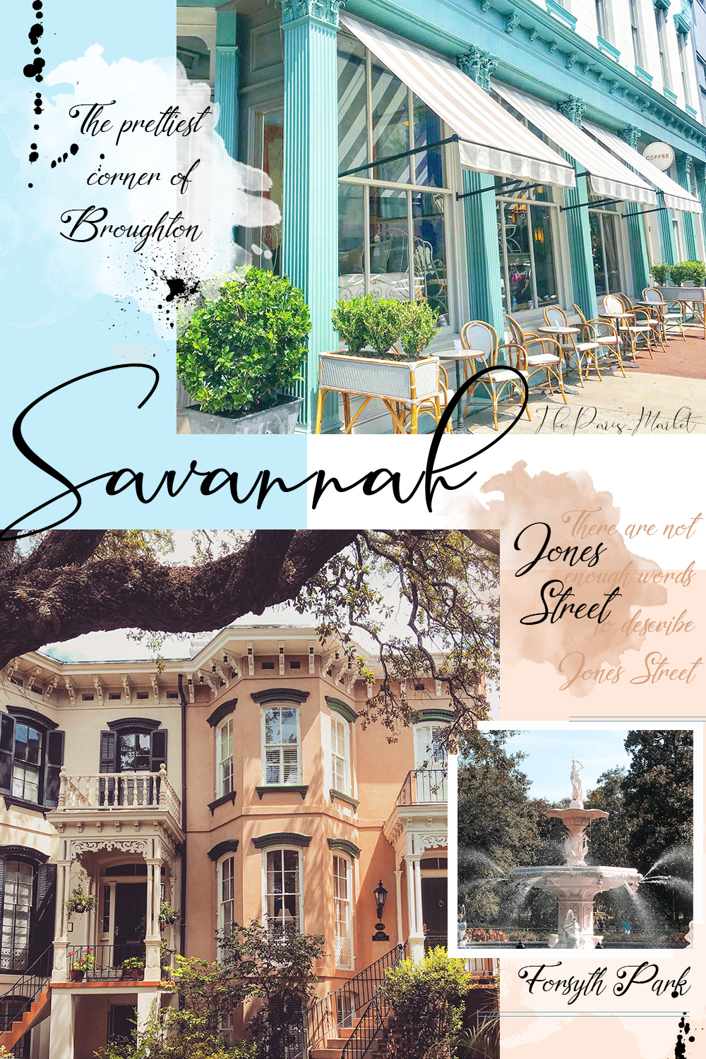 Making the most of a day trip to Savannah