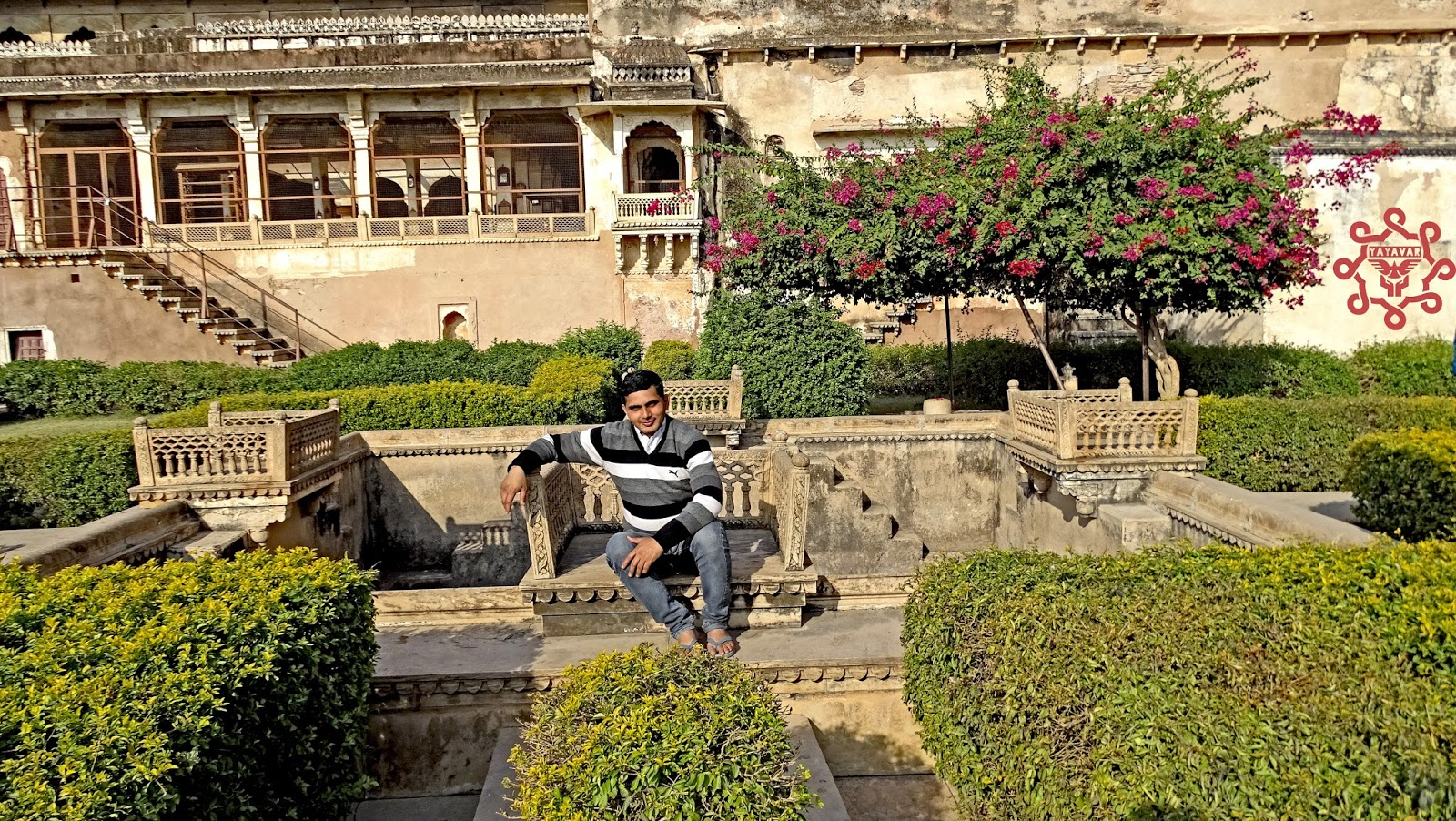 Umaid Palace Garden Bundi