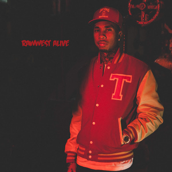 Tyga - Rawwest Alive Cover